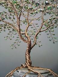 25 unique wire trees ideas on wire tree necklace