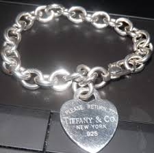tiffany heart bracelet sterling silver images Free return to tiffany co new york 925 sterling silver heart png