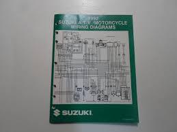 comfortable 1992 suzuki 230 wiring diagram photos electrical