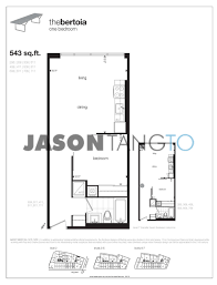 Functional Floor Plans The King East 318 King East Toronto Condos Lofts