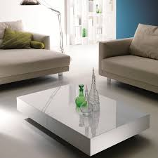 box coffee table transformable into a table arredaclick