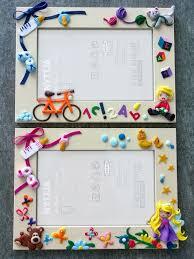 cornice per bambini cornici personalizzate per bimbi offerta dedicata a dea78 per