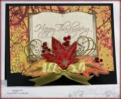 342 best cards thanksgiving images on autumn cards