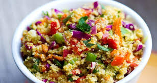 healthy ramadan iftar recipe couscous confetti salad read