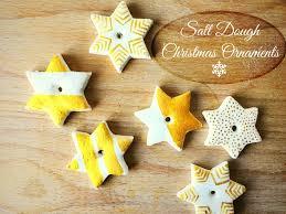 salt dough christmas ornaments life athon