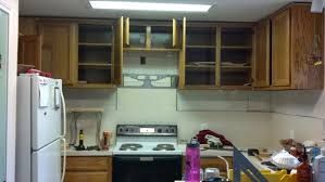 fix lovely how to build shelves under your kitchen cabinets