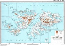 South America Map Islands by Maps Of Falkland Islands Malvinas Map Library Maps Of The World