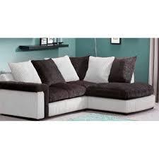 Cheap Armchairs Uk Cheap Sofa Uk Madrid Fabric Corner Sofa Black U0026 Grey Or Brown
