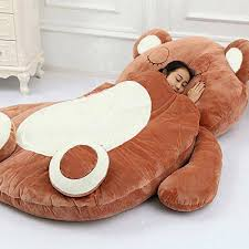 Huge Pillow Bed Free Shipping Oversized Huge Giant Stuffed Animals Bear Toys Plush