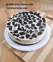 oreo cake recipe oreo cheese cake recipe no bake cheese cake