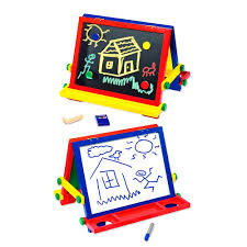 furniture appealing kidkraft artist childrens easel paper kids