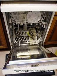 Why Does Dishwasher Take So Long How Do Dishwashers Work Explain That Stuff