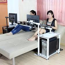 Bed Computer Desk Bed With Hanging Mobile Home Desktop Computer Desk Bed Foldable