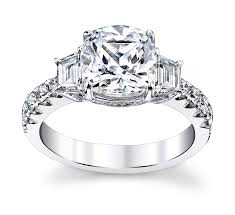 engagement ring setting premier by 14k white gold diamond engagement ring setting
