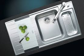 Stainless Kitchen Sinks by Stainless Steel Kitchen Sinks From Suter Super Versatile Sinks