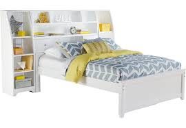Bookcase Beds With Storage Girls Full Size Beds Double Beds For Girls Rooms