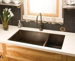 Kitchen Sink Cabinets Sinks Astounding Undermount Copper Sink Copper Undermount Sink Uk