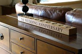 five year wedding anniversary gift wedding idea best wedding idea