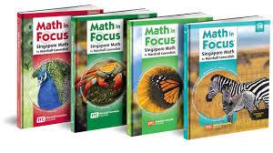 math in focus singapore math homeschool packages