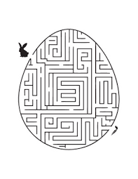 easter coloring pages takes