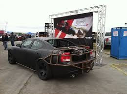 dodge charger from fast 5 image vault heist charger fast five promotional event jpg