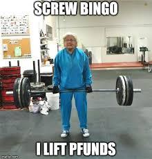 Granny Meme - granny weightlifter meme generator imgflip