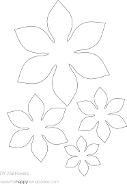 diy paper poinsettia free template poinsettia poinsettia