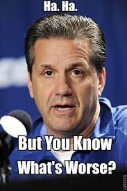 Kentucky Basketball Memes - kentucky basketball memes don t test cal