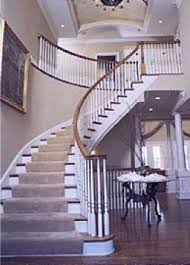 Stairway Banisters And Railings Custom Stair And Handrail Contractor Bay Area Northern Ca