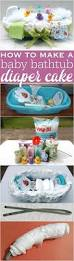 Baby Born Bath And Shower 25 Best Baby Tub Gift Basket Ideas On Pinterest Baby Gift