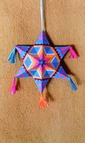 Christmas Tree Decorations To Make Out Of Paper 36 Best Star Ornaments Images On Pinterest Mexican Christmas