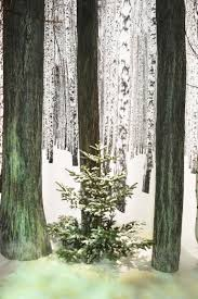 claridge u0027s hotel unveils designer christmas tree with magical