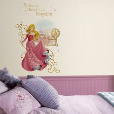 Disney Bedroom Wall Stickers Disney Princess Sleeping Beauty Giant Wall Decals
