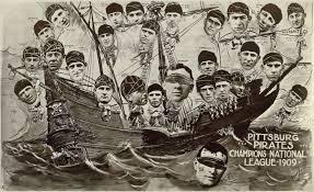 file 1909 pittsburgh pirates on a boat final jpg wikipedia
