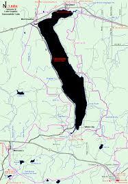 Michigan Trail Maps by Michigan Snowmobiling Lake Gogebic Snowmobile Trail Map Michigan