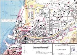 us map anchorage alaska division of spill prevention and response