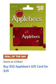 applebee gift card expired 50 applebee s gift card for 39 doctor of credit
