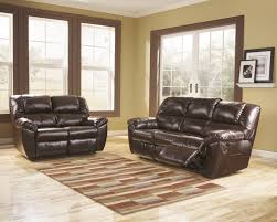 Living Room Sets By Ashley Furniture Buy Ashley Furniture Rouge Durablend Mahogany Reclining Living