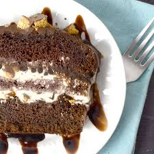 peanut butter party ice cream cake blue bunny