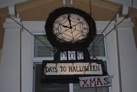 halloween countdown sign page 3