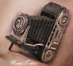 best 25 vintage camera tattoos ideas on pinterest camera