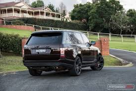 gold range rover 2017 2017 range rover svautobiography dynamic review video