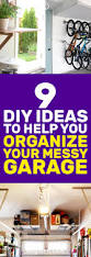 garage organization 9 diy ideas to help you organize your garage