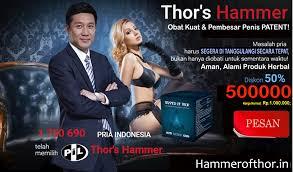 hammer of thor obat pembesar penis