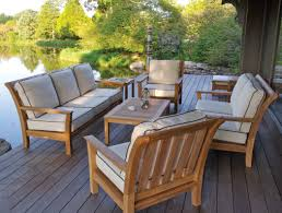 Deep Seating Patio Furniture Sets - seating collections down to earth living