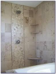 accent tile in shower niche tiles home design ideas m6r85o39xr