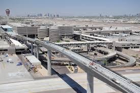 light rail to sky harbor phoenix skytrain suntec concrete