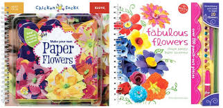 Make Your Own Paper Flowers - 100 percent klutz valentine u0027s bouquets with paper flowers and