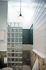 glass block bathroom designs astounding installing glass block decorating ideas images in
