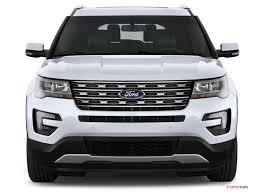 Ford Explorer 2016 Interior 2016 Ford Explorer Interior U S News U0026 World Report